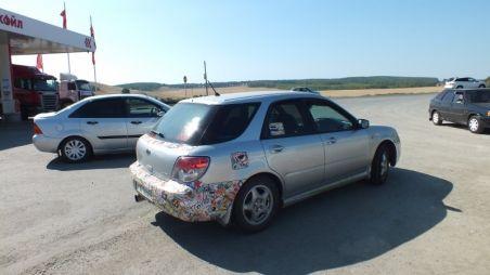 7 000 км по России: наша поездка Омск—Витязево—Омск