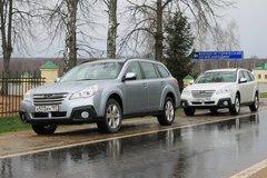 Статья о Subaru Legacy