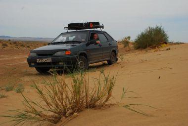 ВАзию наВазе (путешествие поКазахстану, Узбекистану иАлтаю длиной в104дня 21500км)