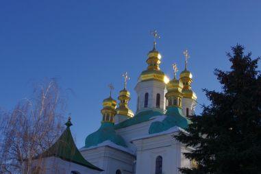 Традиционная небольшая новогодняя поездка (Липецк—Киев—Одесса)