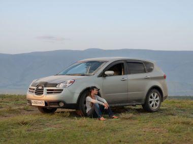 Красноярск—Горный Алтай на Subaru Tribeca