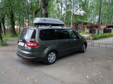 Отчёт о поездке на Форде Галакси из Питера на Байкал в 2012 году