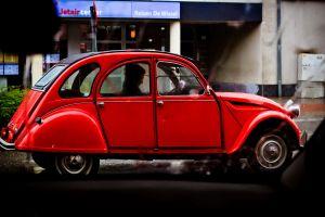 Дикое автопутешествие по Европе на Opel Meriva
