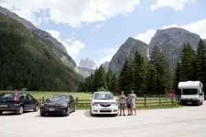 Поездка из Кемерово в Европу на Mazda MPV летом 2012 года. Часть третья