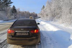 Путешествие из Иркутска до рыбалки, или Дорога к баргузинскому омулю на Hyundai Elantra и Honda HR-V