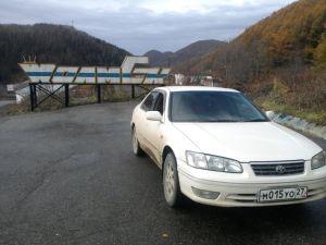 На Toyota Camry Gracia от Хабаровска до Сахалина