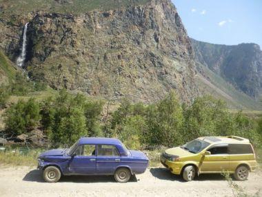 Новокузнецк—Южный берег Телецкого—Новокузнецк на Ваз-2106 и Honda HR-V