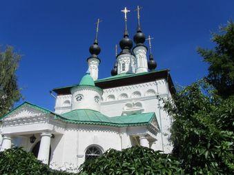 Там, где живут по другому… Тула—Нижний Новгород—Тула середина лета 2012 на Lexus RX300