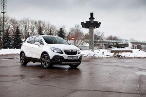 Тест-драйв кроссовера Opel Mokka. Переднеприводный полноприводник
