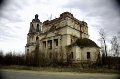 На «Оке» по Русскому Северу