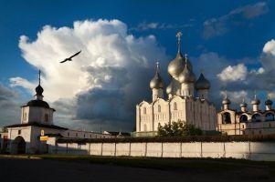 Путешествие в Европейскую часть России из Новосибирска: Урал, Санкт-Петербург, Москва и Золотое Кольцо на Opel Vectra