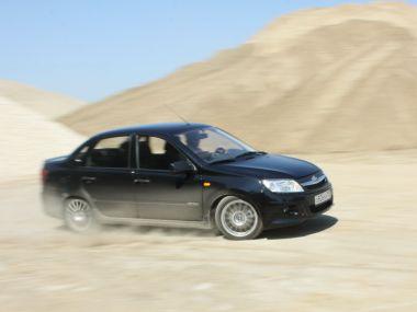 Эксклюзив: жесткий тест-драйв Lada GrantaSport иразвернутый репортаж спроизводства