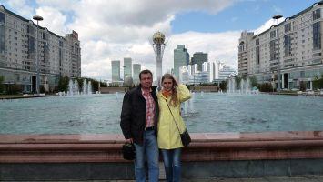 Путешествие из Барнаула в Астану на Chevrolet Lanos