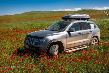 БАСМАЧИ-2013. Из Москвы в Казахстан, Узбекистан и  Кыргызстан на Jeep Grand Cherokee WK2
