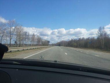 Небольшой отчет о перегоне из Москвы в Кыргызстан на Mercedes E320 4matic