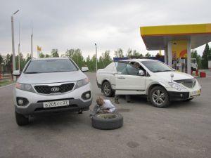 Женский взгляд на перегон, или Мое путешествие из Комсомольска-на-Амуре в Курган (6 700 км)