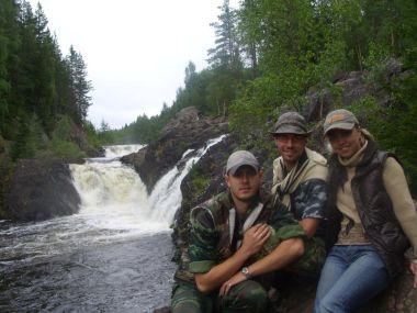 Большое путешествие маленькой компании (Из Нижнего Новгорода в Карелию на  Hyundai Getz)
