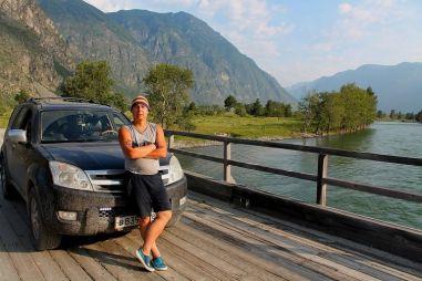 Путешествие на Байкал через Алтай и Туву