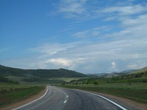 Перегон-путешествие Nissan Wingroad из Владивостока в Нижний Новгород
