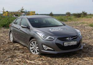 Тест-драйв Hyundai i40. Плюс семь