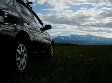 Большое путешествие Алтай—Хакасия—Байкал на Toyota Sprinter