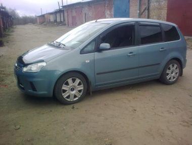 Автопутешествие Ухта—Крым, поселок Черноморское на Ford C-MAX
