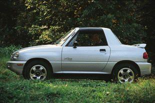 Подвинься, RAV4 (Suzuki X-90, 1996 год)