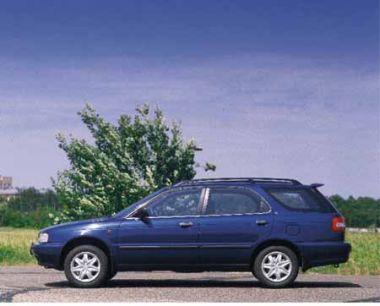 Самурай-сарай (Suzuki Baleno Wagon, 1998 год)