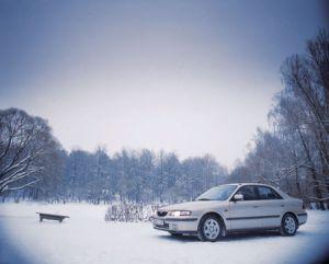 Поставить на вид (Mazda 626, 2000 год)