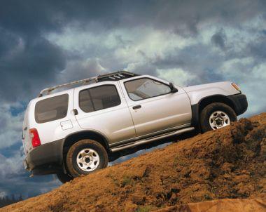Любовь со второго взгляда (Nissan Xterra, 2000 год)