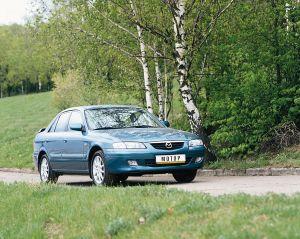 Шаг в нужном направлении (Mazda 626 Sport, 2000 год)