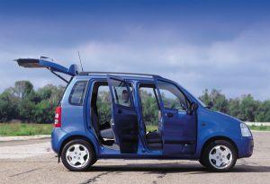 Город + (Suzuki Wagon R+, 2000 год)