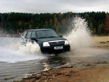 Двойной намек (Suzuki Grand Vitara XL-7, 2004 год)