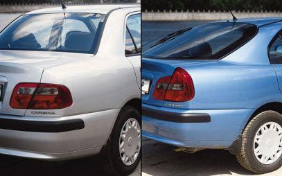 Продвижение по службе (Mitsubishi Carisma, 1999 год)