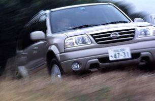 Обзор автомобиля Suzuki Escudo, Suzuki Grand Escudo, 2000
