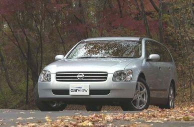Обзор автомобиля Nissan Stagea, 2001