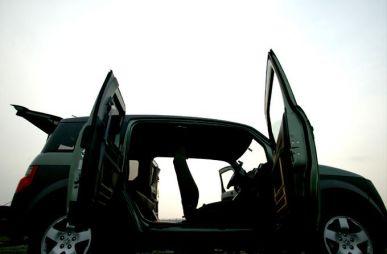 Обзор автомобиля Honda Element, 2003