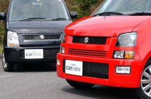 Обзор автомобиля Suzuki Wagon R, 2003