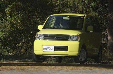 Обзор автомобиля Mitsubishi eK-Wagon, 2001