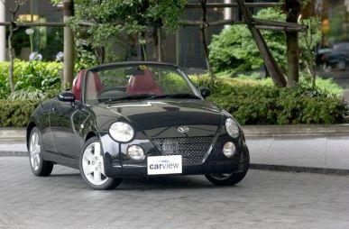 Обзор автомобиля Daihatsu Copen, 2002