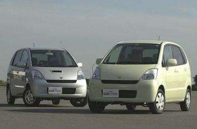 Обзор автомобиля Suzuki MR Wagon, 2001