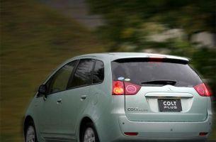 Обзор автомобиля Mitsubishi Colt Plus, 2004