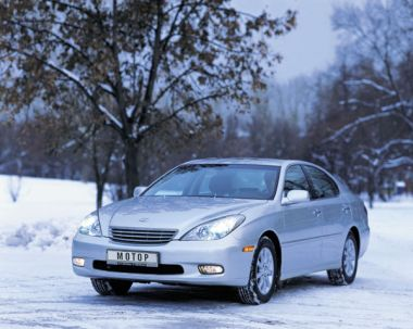 Единственный (Lexus ES300, 2002 год)