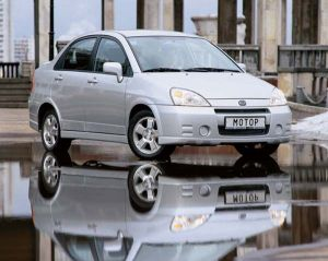 Главный козырь (Suzuki Liana Sport, 2003 год)