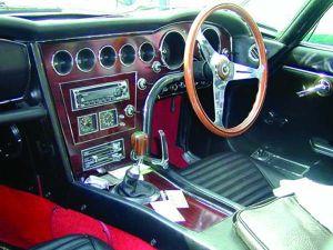 Мечта 60-х (Toyota 2000GT)