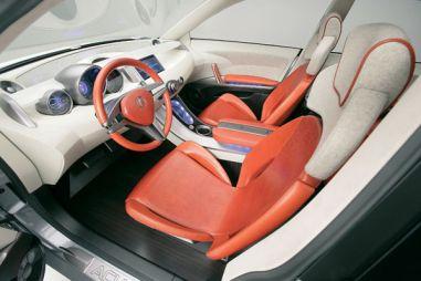 Концептуальные потери (Acura RD-X, 2005 год)