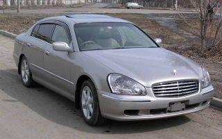 В гостях у сказки (Nissan Cima, 2004 год)