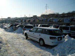 Перегон Владивосток – Курган на Toyota Carina ED (февраль-март 2005 г.)