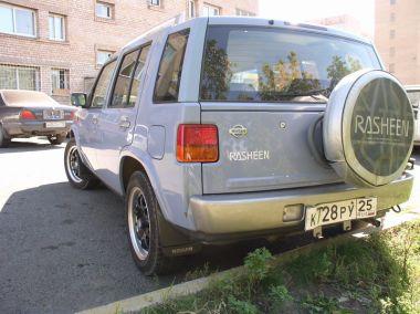 Рашн Бой (Nissan Rasheen)