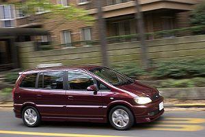 Хорошо скроенный автомобиль (Subaru Traviq SL, 2002 год)